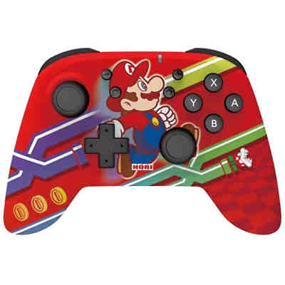 Wireless Switch Controller Super Mario