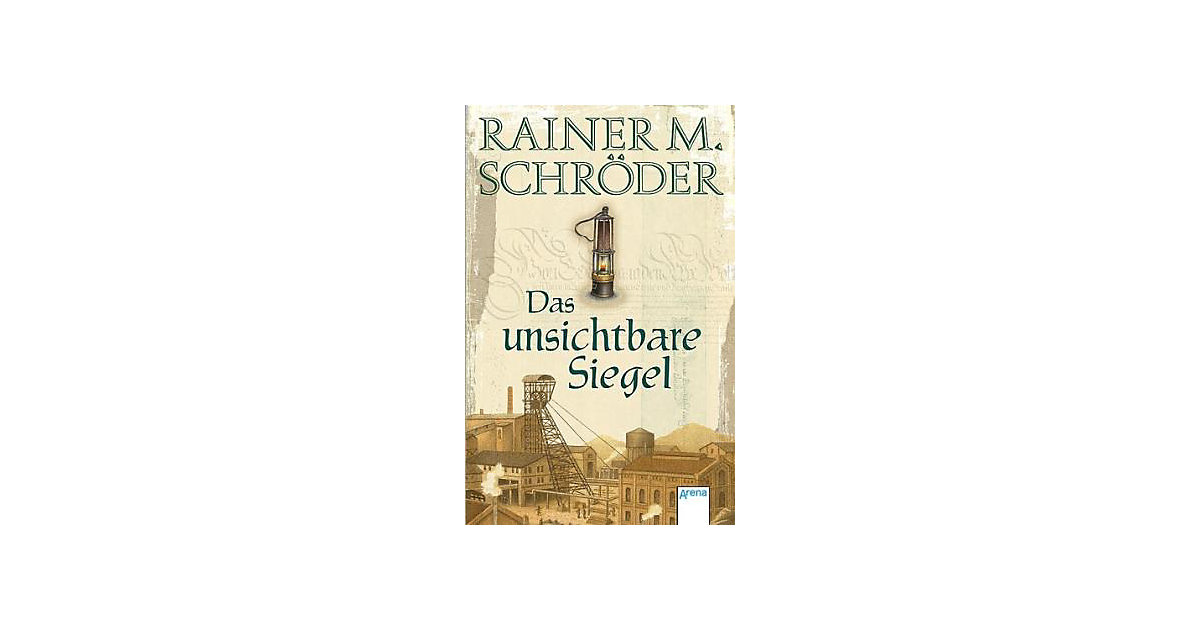 Buch - Das unsichtbare Siegel