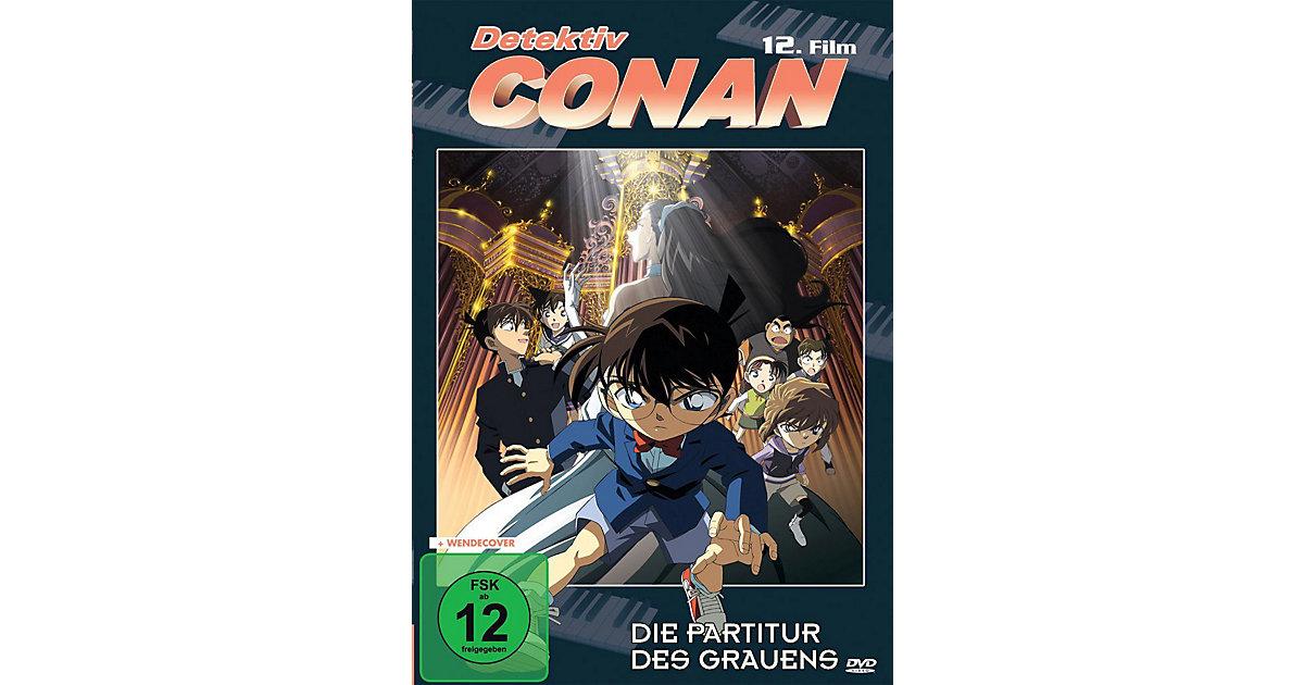 DVD Detektiv Conan - Die Partitur des Grauens