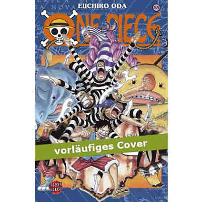 One Piece Bd. 55