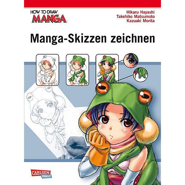 How To Draw Manga: Manga-Skizzen zeichnen, Hikaru Hayashi, Kazuaki ...