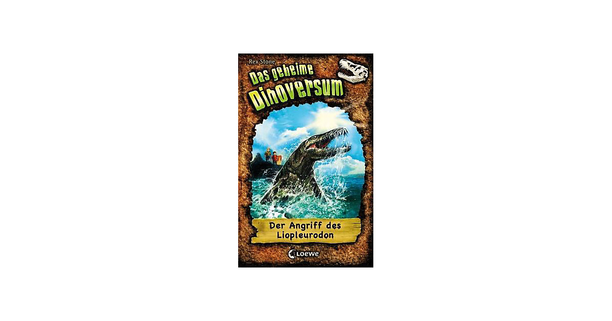 Das geheime Dinoversum: Der Angriff des Liopleu...