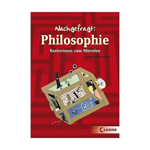 Loewe Verlag Nachgefragt: Philosophie jetztbilligerkaufen