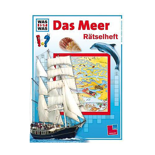 Tessloff Verlag WAS IST Rätselheft: Das Meer jetztbilligerkaufen