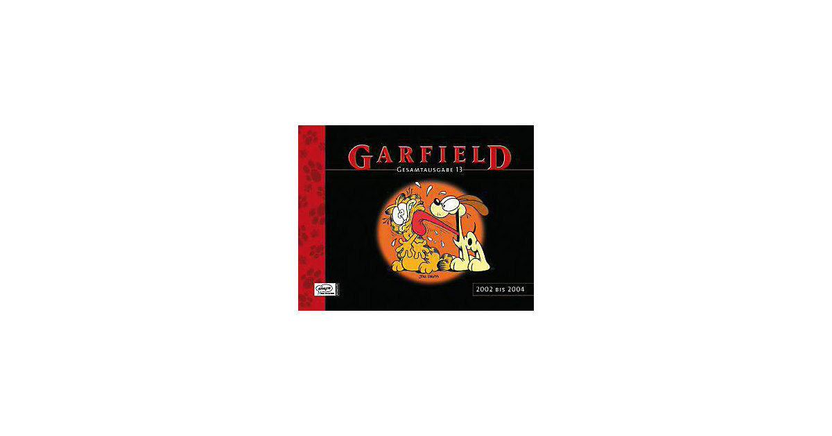 Egmont · Garfield, Gesamtausgabe Bd. 13