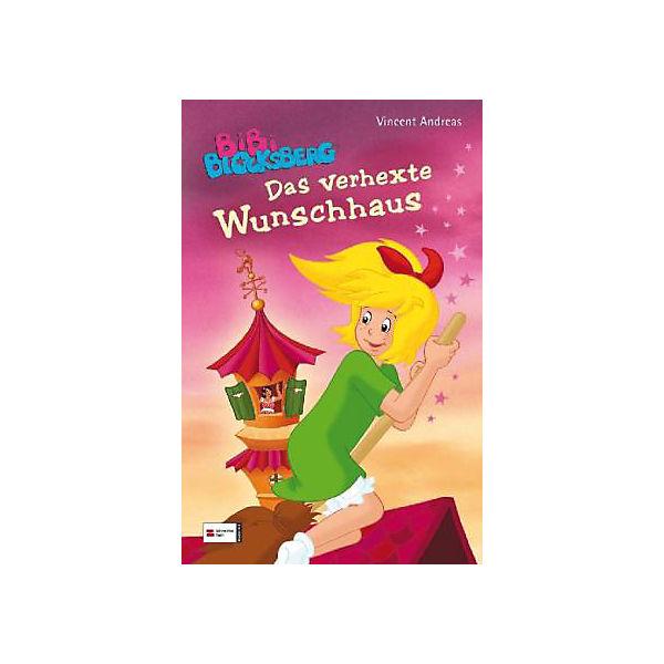 Bibi Blocksberg Das verhexte Wunschhaus Vincent Andreas