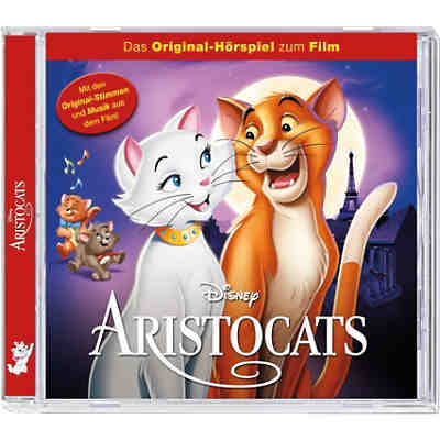 CD Walt Disney Aristocats