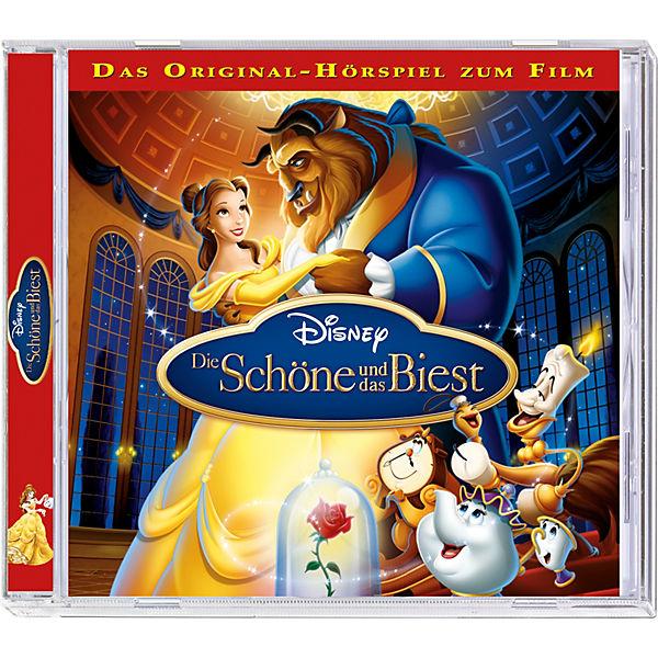 Cd Walt Disney Die Schöne Und Das Biest Disney Princess Mytoys