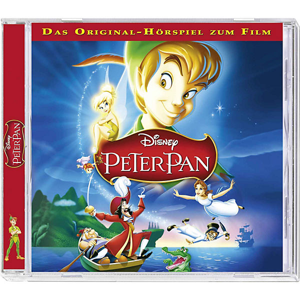 CD Walt Disney Peter Pan