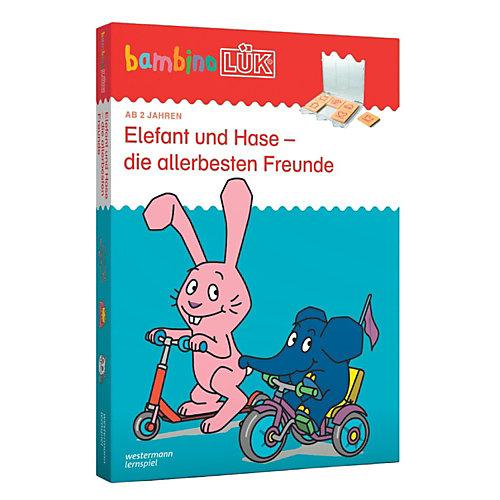 Westermann Verlag bambino LÜK Set: Elefant und Hase - die allerbesten Freunde jetztbilligerkaufen