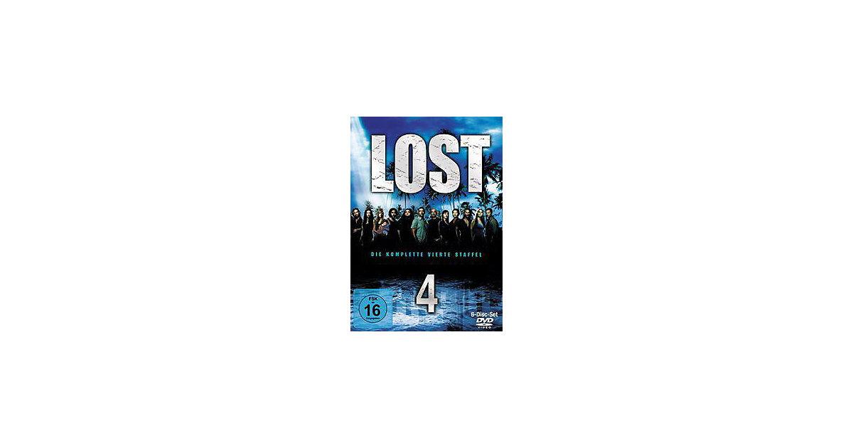 DVD Lost - Season 4