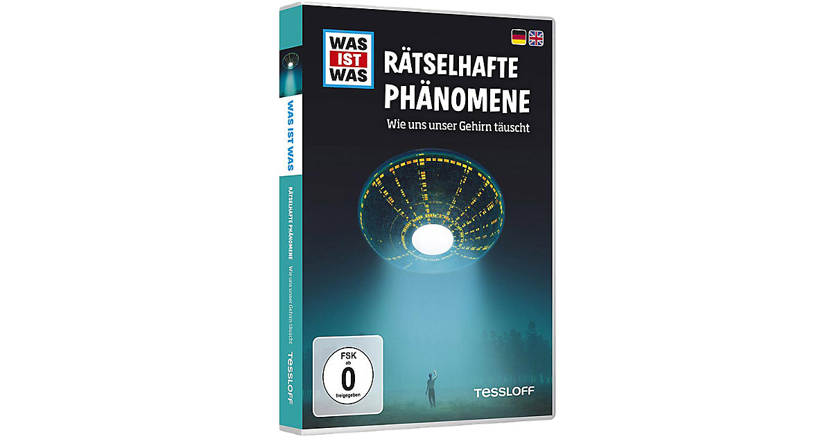 DVD Was ist Was - Rätselhafte Phänomene