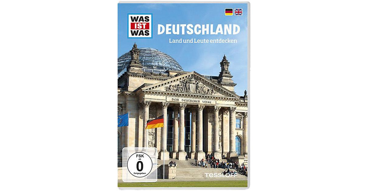 DVD Was ist Was - Deutschland