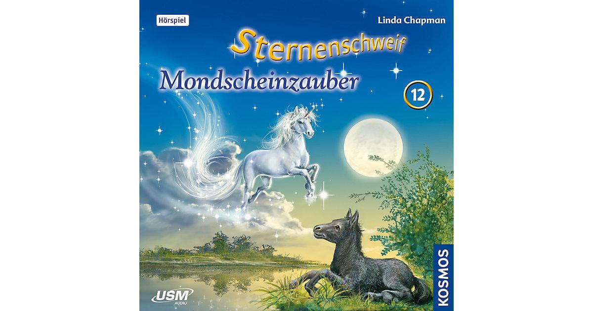 CD Sternenschweif 12 - Mondscheinzauber Hörbuch