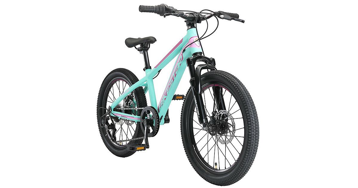 Kinderrad 20 Zoll Alu MTB Sport mint