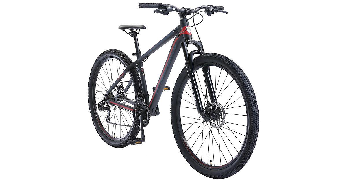 Image of Fahrrad 29 Zoll Alu MTB Sport Medium schwarz/rot