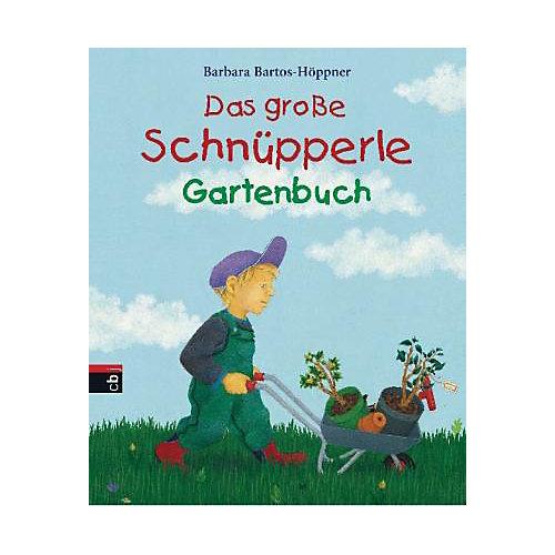 cbj + cbt Verlag Das große Schnüpperle Gartenbuch jetztbilligerkaufen