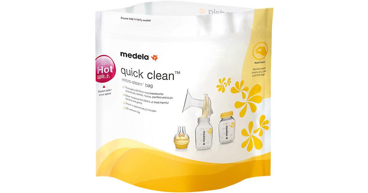 Quick Clean Mikrowellenbeutel