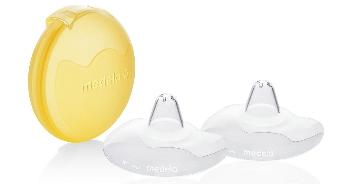 MEDELA · medela Contact Brusthütchen Gr. S