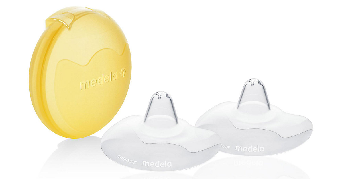 MEDELA · medela Contact Brusthütchen Gr. M