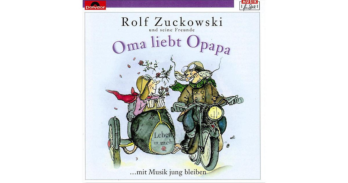 CD Rolf Zuckowski - Oma liebt Opapa