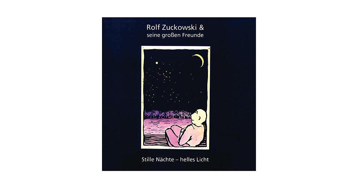 CD Rolf Zuckowski - Stille Nächte- Helles Licht