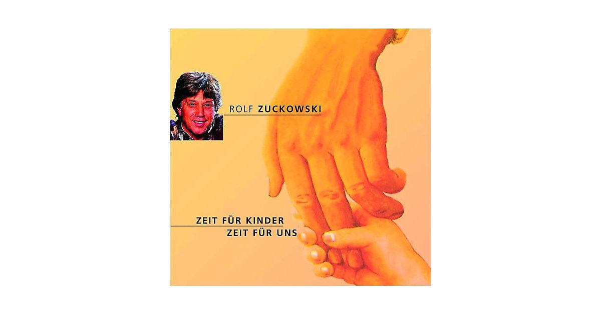 CD Rolf Zuckowski - Zeit Kinder - Zeit uns Klei...
