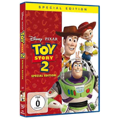 DVD Toy Story 2 - Special Edition