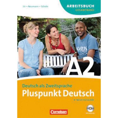 Cornelsen Verlag Pluspunkt Deutsch, Neue Ausgabe: Arbeitsbuch (Gesamtband), m. Audio-CD jetztbilligerkaufen