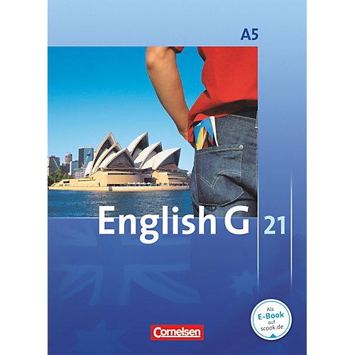 Cornelsen Verlag English G 21, Ausgabe A: 9. Schuljahr, Schülerbuch jetztbilligerkaufen
