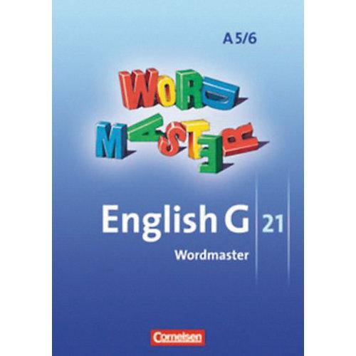 Cornelsen Verlag English G 21, Ausgabe A: 9./10. Schuljahr, Wordmaster jetztbilligerkaufen