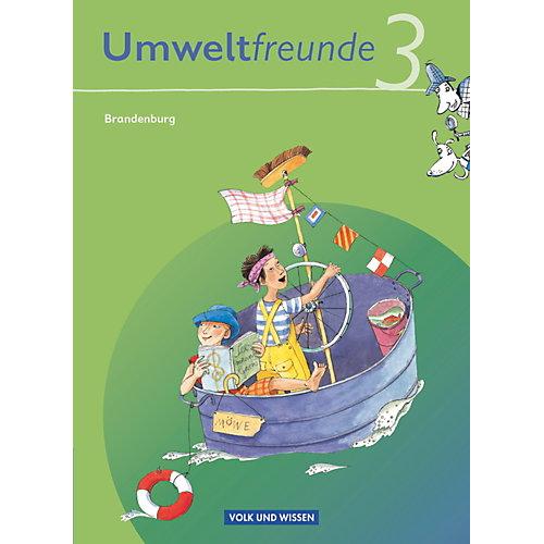 Cornelsen Verlag Umweltfreunde, Ausgabe Brandenburg (Neubearbeitung 2009): 3. Schuljahr, Schülerbuch jetztbilligerkaufen