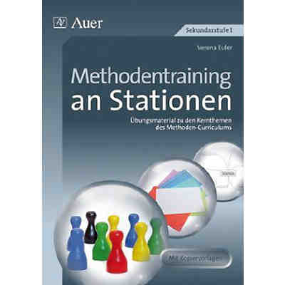 Methodentraining an Stationen