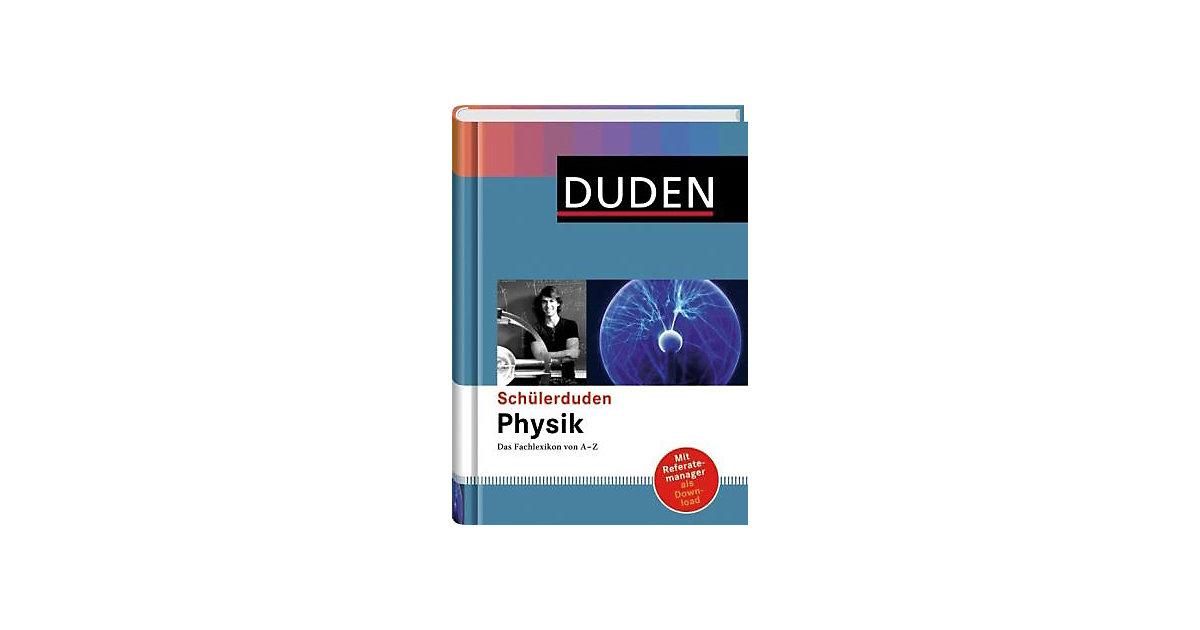 (Duden) Schülerduden: Physik