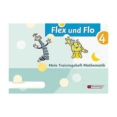 Flex und Flo: Trainingsheft
