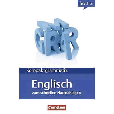 lex tra Kompaktgrammatik Englisch zum schnellen Nachschlagen