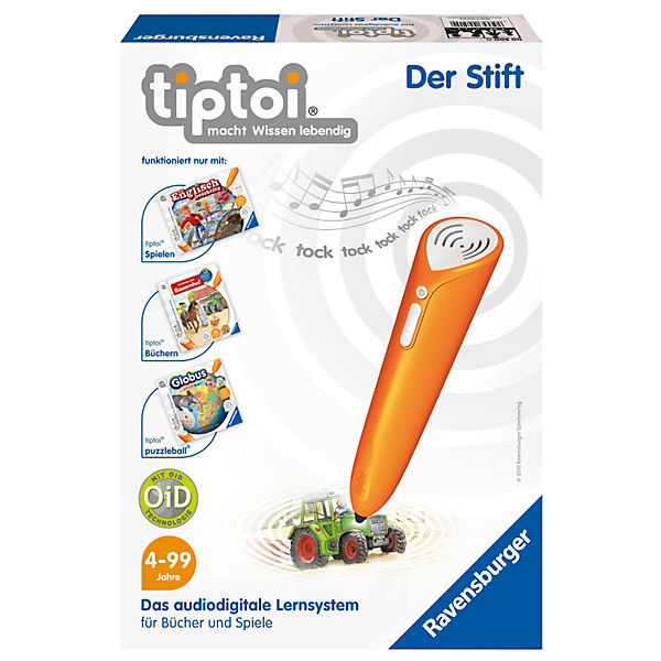 tiptoi: Der Stift Version 1 (ohne Player)