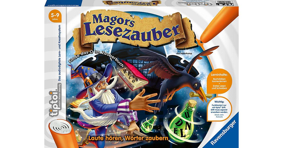 tiptoi: Magors Lesezauber