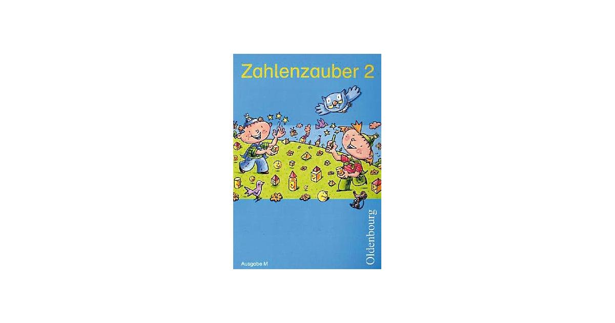 Zahlenzauber, Ausgabe M: 2. Schuljahr, Schülerbuch