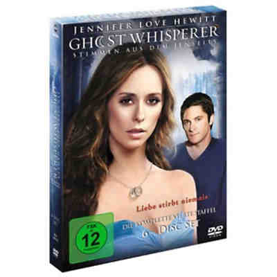 DVD Ghost Whisperer - Season 4 (6 DVDs)