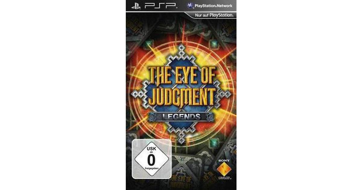Vorschaubild von PSP The Eye of Judgment Legends