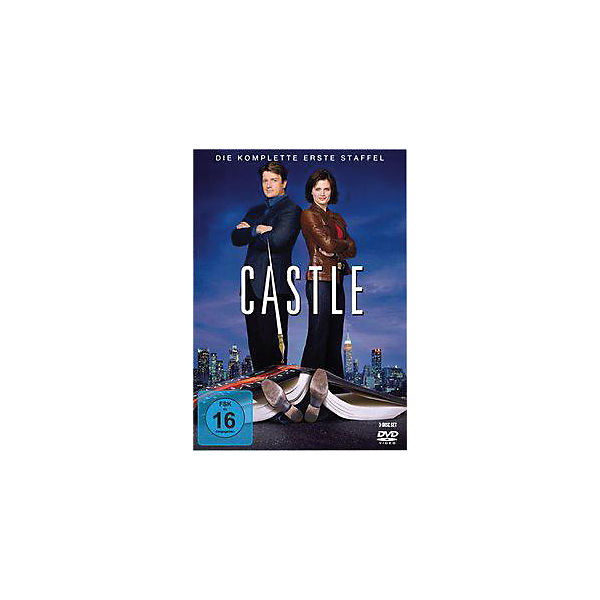 DVD Castle - Season 1