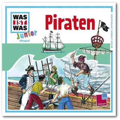 CD Was ist Was? Junior 13 - Piraten
