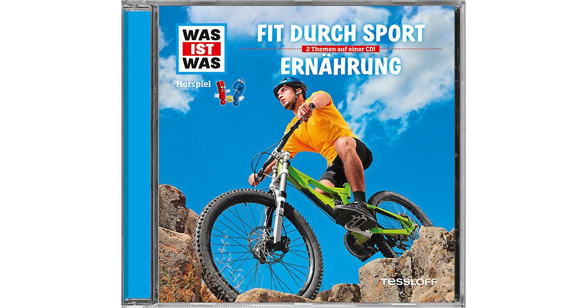 Vorschaubild von CD Was ist Was 38 Sport /Ernährung