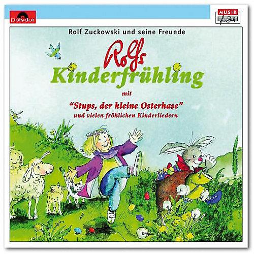 - Rolfs Kinderfrühling (CD) jetztbilligerkaufen