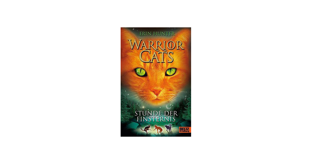 Warrior Cats: Stunde der Finsternis, Band 6