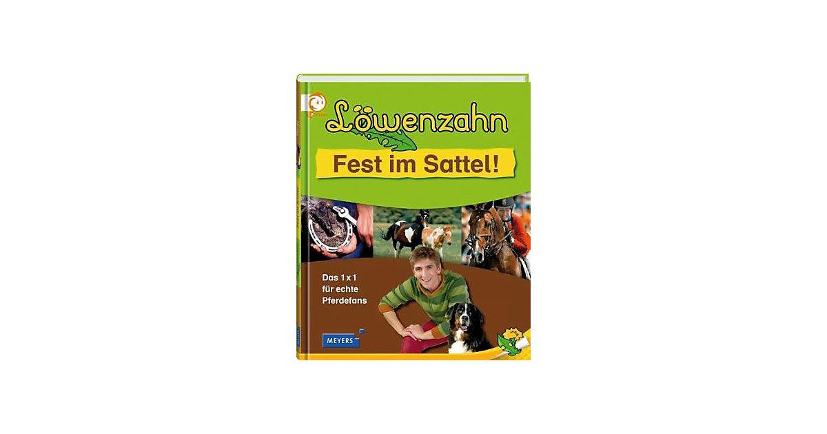 Löwenzahn: Fest im Sattel!
