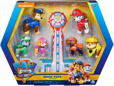 PAW Patrol Movie - Hero Pups 6er Geschenkset, PAW Patrol