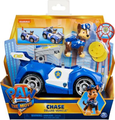 PAW Patrol Movie - Chases Polizeiauto aus dem Kinofilm - inkl. Figur, PAW Patrol