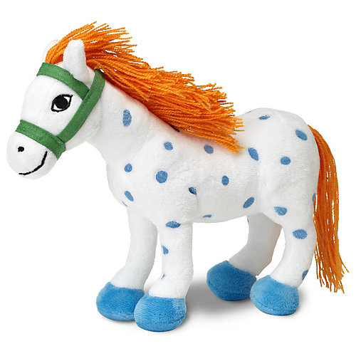 Мягкая игрушка Micki Пеппи Длинный чулок Лошадь Лилла, 22 см